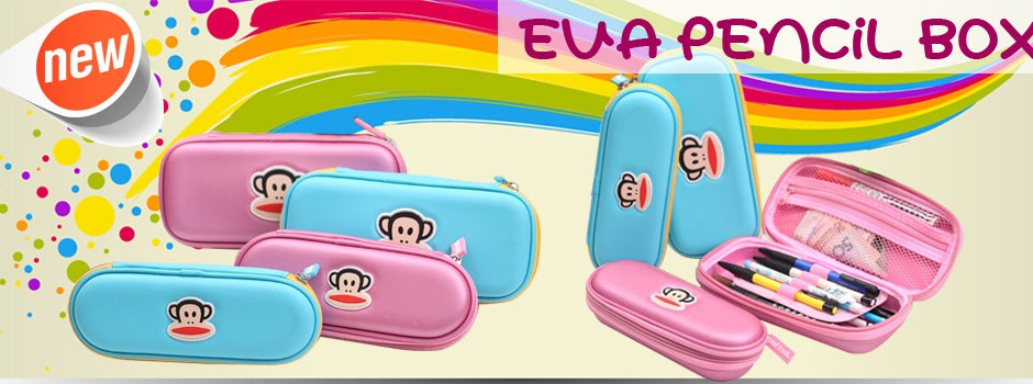 EVA pencil box