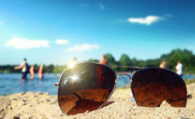 anti uv sunglass case