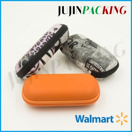 Light weight fashion pattern eyewear case